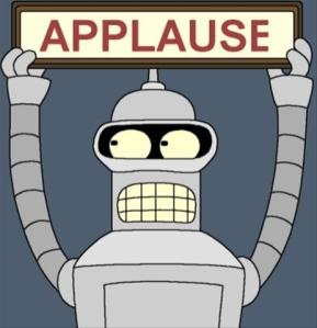 I am Bender, baby! Please insert liquor!