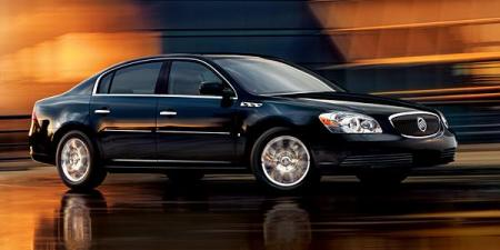 The 2010 Buick Rhetoric: the finest in American automocars.