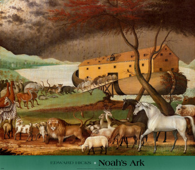 Noah's neighbors considering moving to the suburbs.