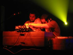 The Crystal Method refused to buy another sequencer and live shows often turned into full-fledged fistfights
