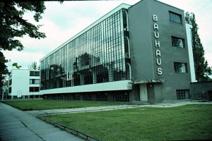 The band success allowed them to finance the Bauhaus School of Relentless Affectation