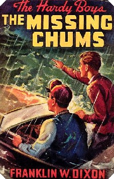 "Unfortunately for the boys, no one had used the word ""chums"" in over 40 years"