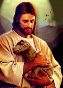 The Jesus Lizard can be safely raised in captivity and lives on a diet of Spree Candy Tarts and ignorance
