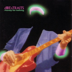 The secret of Dire Straits' success? Glow-in-the-dark headbands.