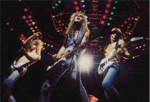 Def Leppard - Britain's finest seven-armed rock monster