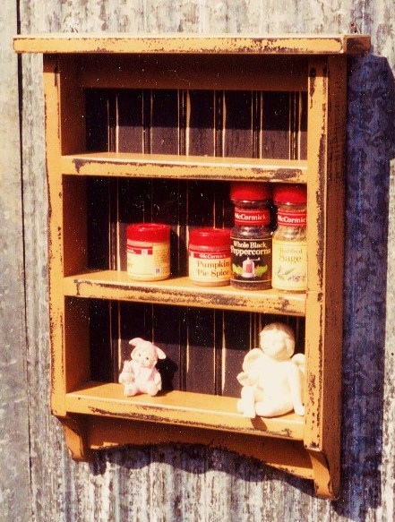 woodworking projects spice rack