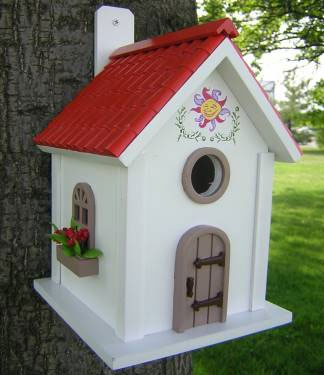 birdhouse plans kids free