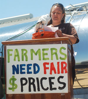 "Apparently, ""fair"" means propped up by the government and paid for by the consumers."