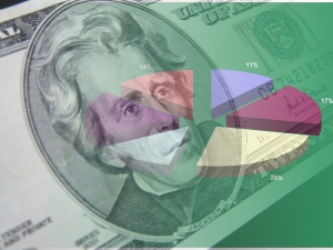 Andrew Jackson was well known for his controversial views on slavery; love of floating pie charts.