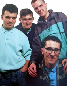 "Hull's mobsters ranged from ""pasty"" to ""nerdy."""